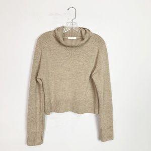 Aritzia Babaton | merino wool cowl neck sweater S